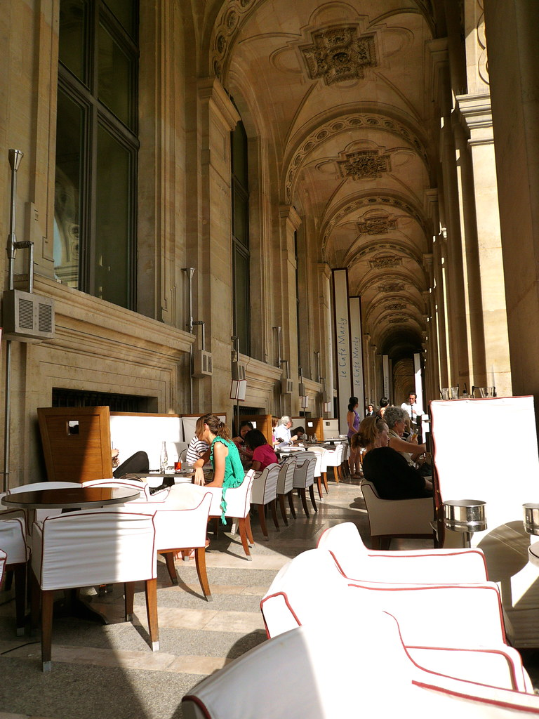 Cafe Marly Louvre Carte Prix