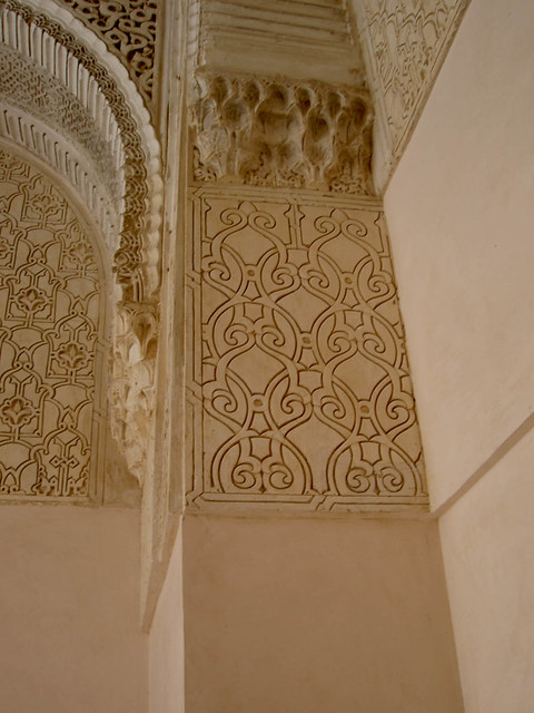 20070520 alhambra passageway decor flickr photo sharing for Alhambra decoration