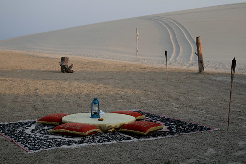 Doha Inland Sea Dinner Table | by A u s s i e P o m m
