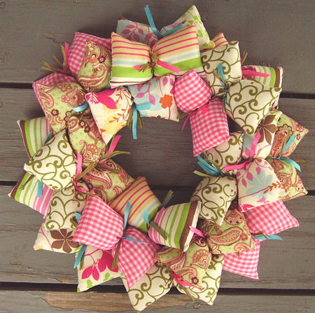 Shabby Chic Wreath | by julianabreeze