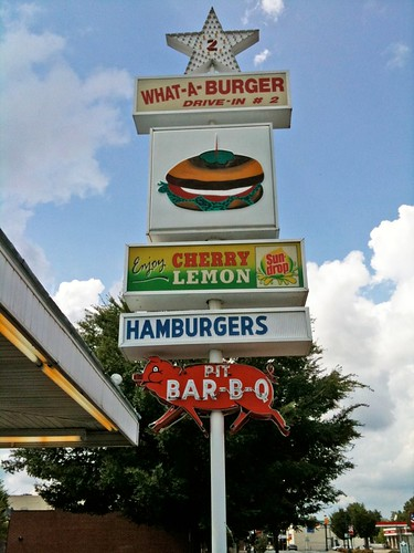 What A Burger Submited Images