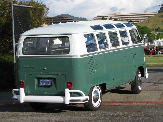 1965 volkswagen 21 window deluxe microbus 4 photographed for 1965 vw 21 window bus