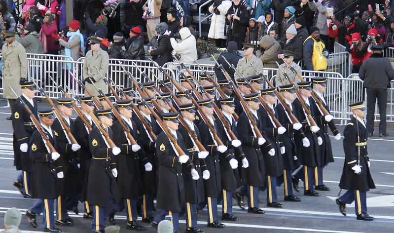 Inauguration Parade 2013