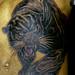 Black Panther Tattoo Tatuagem Pantera Negra