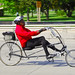 Bike the Drive: Recumbent