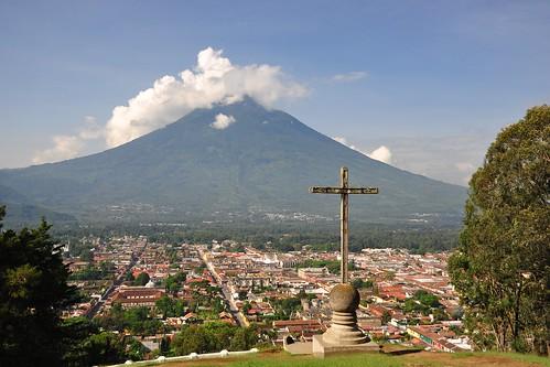 Antigua Guatemala Fuego Volcano Tours Horseback