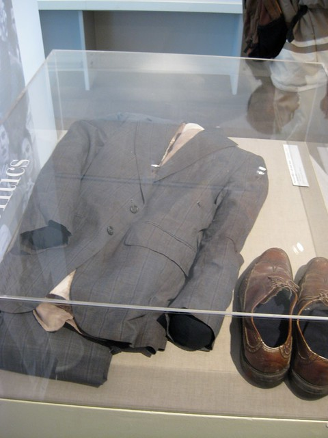 The Suit Harvey Milk Was Shot In Driving Equality Flickr