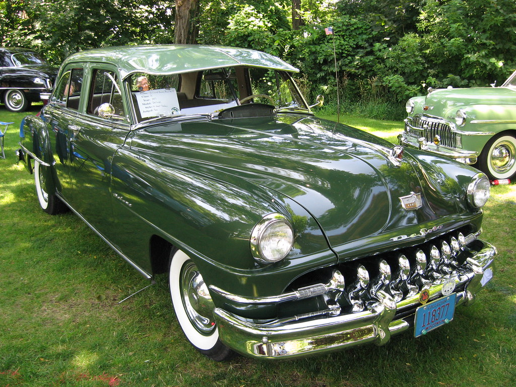 Desoto With  Tone Paint Jobs