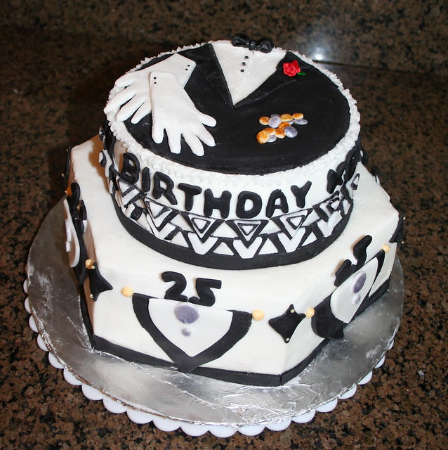 Art Deco Birthday Cake : Art Deco Birthday Cake Flickr - Photo Sharing!