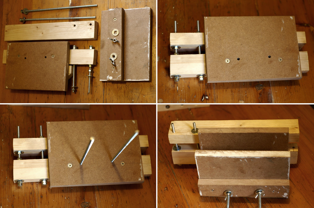 Wooden vice project | The idea behind this project was to ...