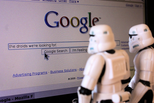 The droids we're googling for | by Stéfan