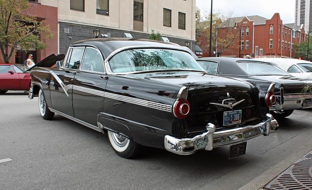 1956 ford fairlane victoria 4 door hardtop 13 of 13 for 1956 ford 4 door