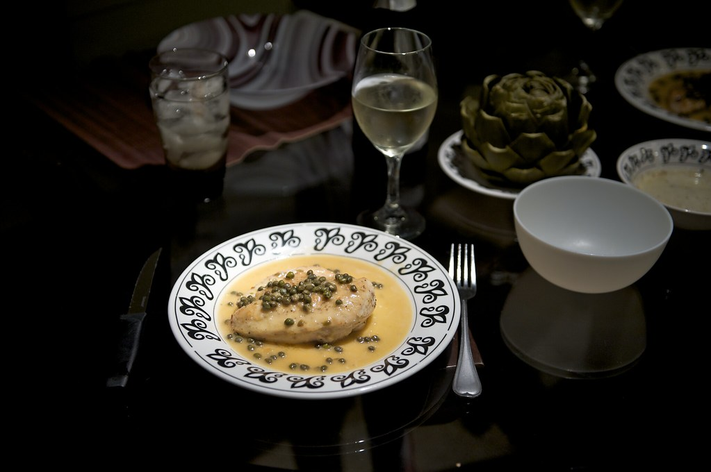 Lemon Caper Butter Sauce Recipe Food Network