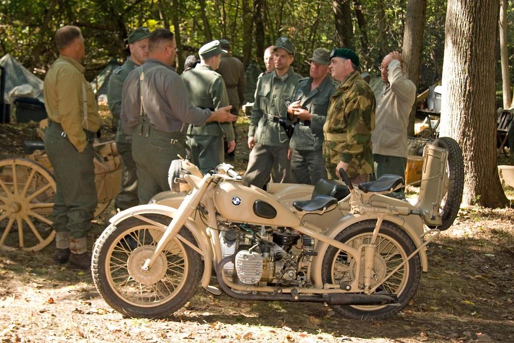 German World War  Car