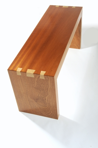 Utile Coffee Table With Ash Dovetail Keys By Papagrandedelux