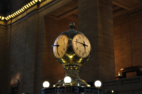 Grand Central Clock | by John C Payne