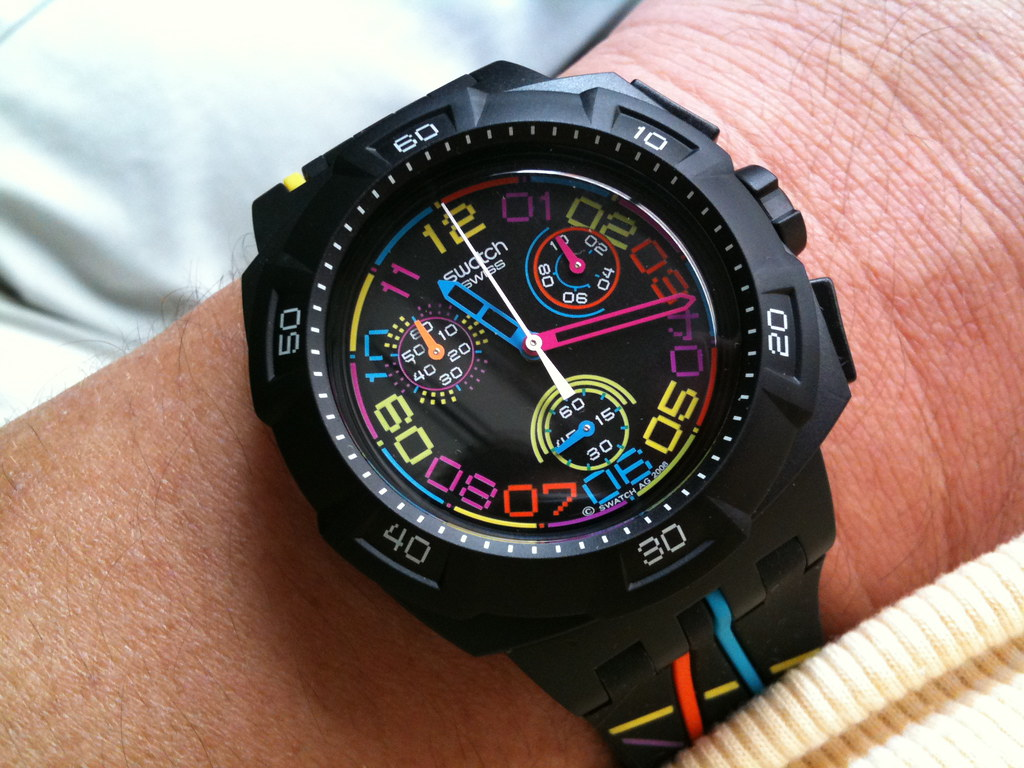 digging my new swatch by blakespot