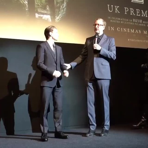 "#19 The hall Premiere""The Lost City of Z"""