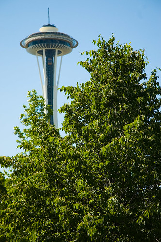 Space Needle | by saffyre9