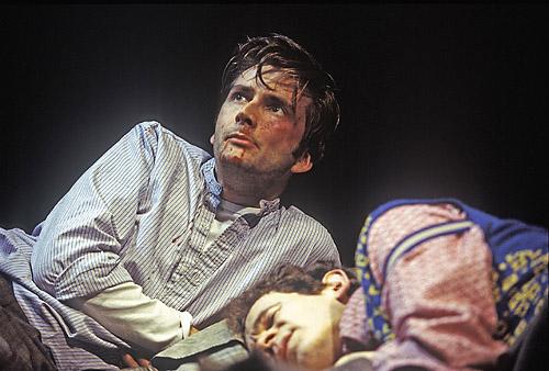 David Tennant In The Pillowman The Pillowman A World