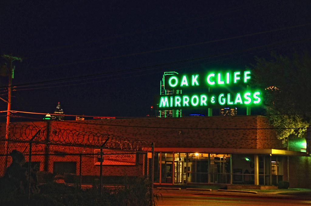 Oak Cliff Mirror & Glass Dallas