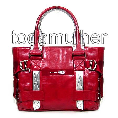 e292fe966 B9L102VM - Bolsa BETTY BOOP coleção MILADY vermelha - Lançamento  primavera/verão 2010!
