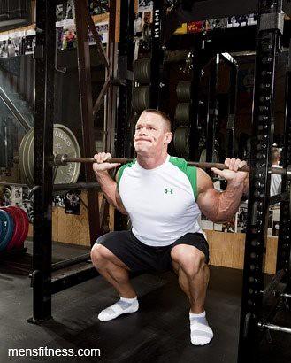 John Cena | John Cena working out in socks. | BenFoldsJAzz ...