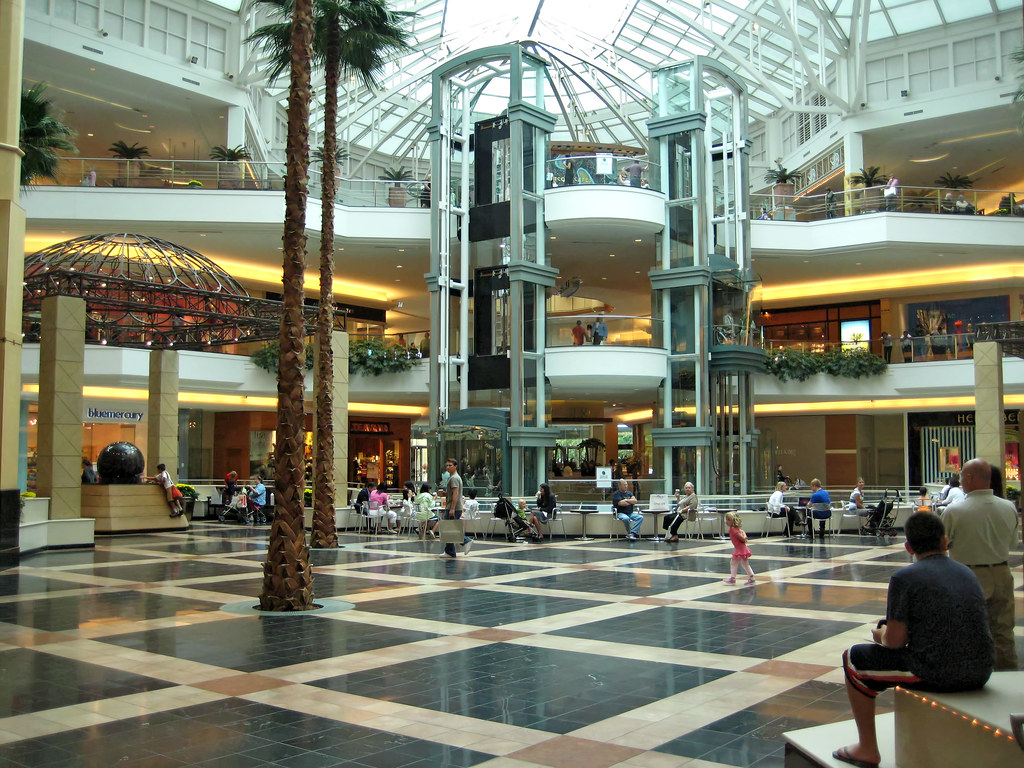 The Somerset Collection is a mall of tremendous proportions. It is actually two malls, divided by Big Beaver Road with a walkway connecting the North and South campuses. It offers valet service and is considered an upscale shopping mall.8/10().