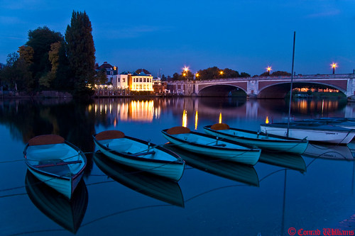 River Thames - Hampton Blues | by CAGW