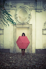The Red Umbrella #1 | by teobonjour - www.matteomignani.it