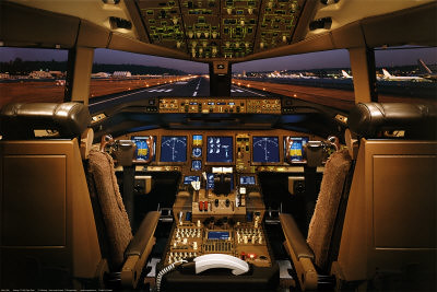 cockpit b777 simulateur de vol professionnel full. Black Bedroom Furniture Sets. Home Design Ideas