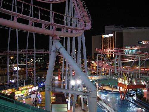Yokohama Cosmo World (よこはまコスモワールド)