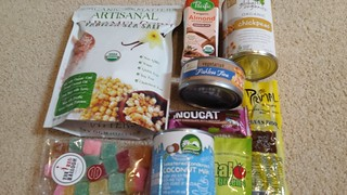 February CFS Vegan Mystery Box