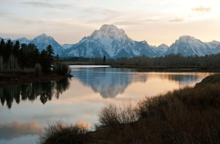 oxbow  bend | by Doug Holstein