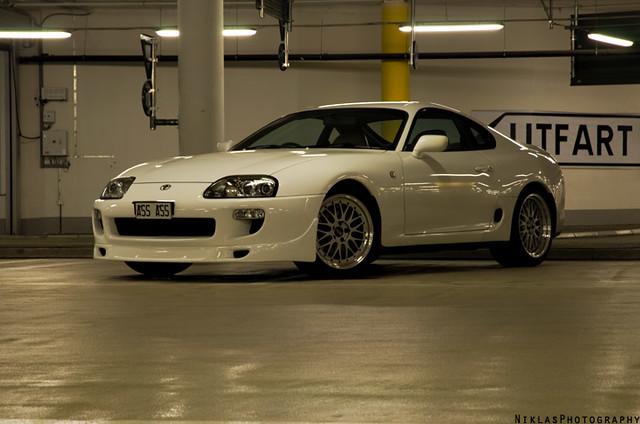 Toyota Supra Mkiv Niklasphotography Flickr