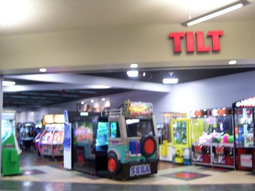Tilt - video game arcade at Windward Mall   kalihikahuna74 ...
