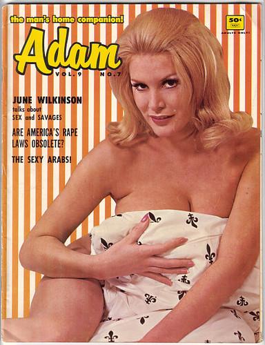 Adam 1965 - June Wilkinson | passions_8x10 | Flickr