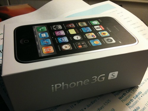 Jason's iPhone 3G S | by merfam