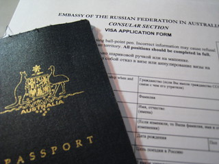 Passport and Visa | by Charles Armsworth the 2nd