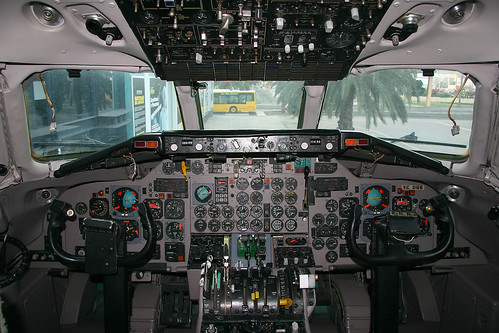 En la cabina de radio - 1 1