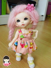 Balloon dress showing | by ipumuq❤Sweet Ribbon❤