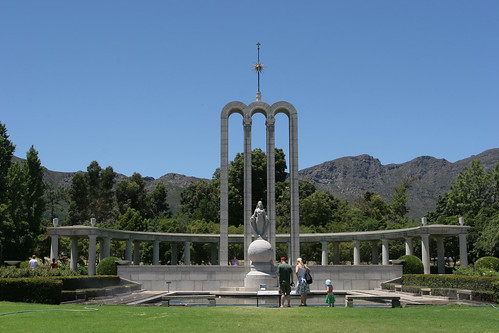 Huguenot Monument - Franschhoek - Western Cape, South Africa | by South African Tourism