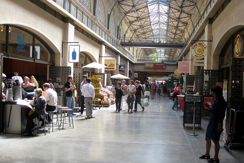 San Francisco - Embarcadero: San Francisco Ferry Building | by wallyg