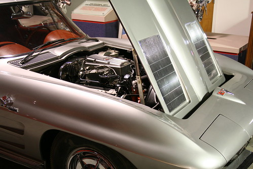 Floyd Garret Muscle Car Museum 63 Corvette | by legendarycollectorcars