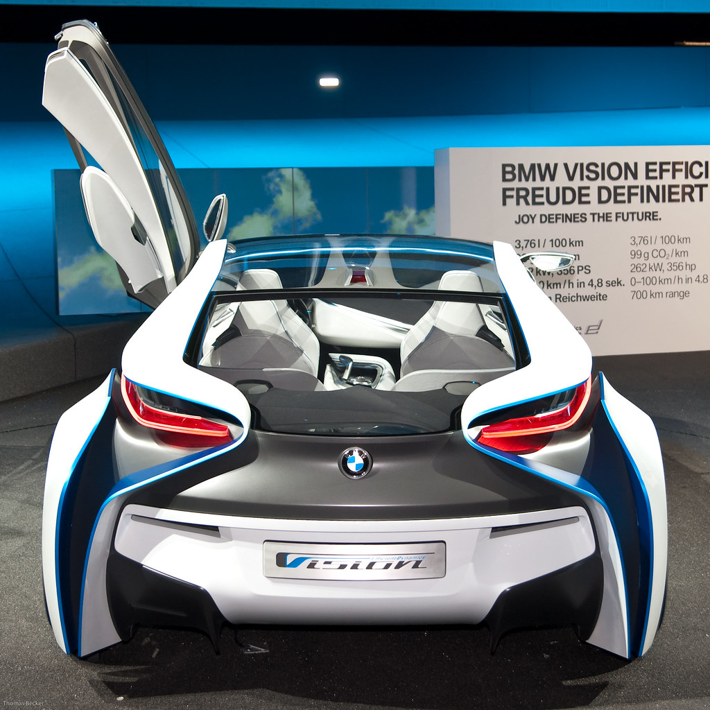 BMW Vision EfficientDynamics Concept Car (34435)
