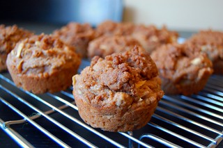 Apple Muffin | by wannabeavegan