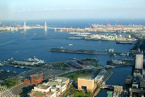 Yokohama Cityscape - 09