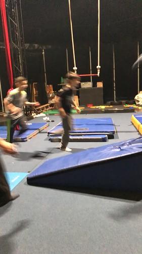 vidéo cirque