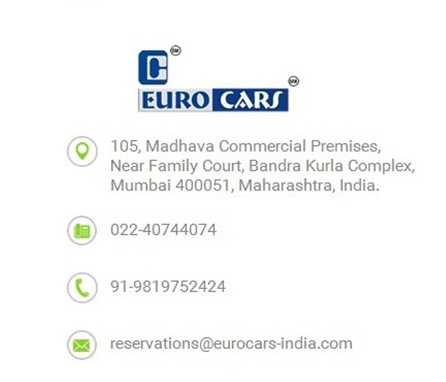 Euro Cars India Car Rental Company Euro Cars India A C Flickr