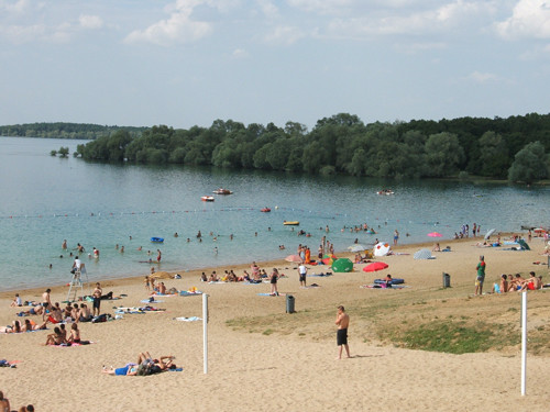 Lusigny Le Lac D Orient Le Lac De Amp Foret D Orient